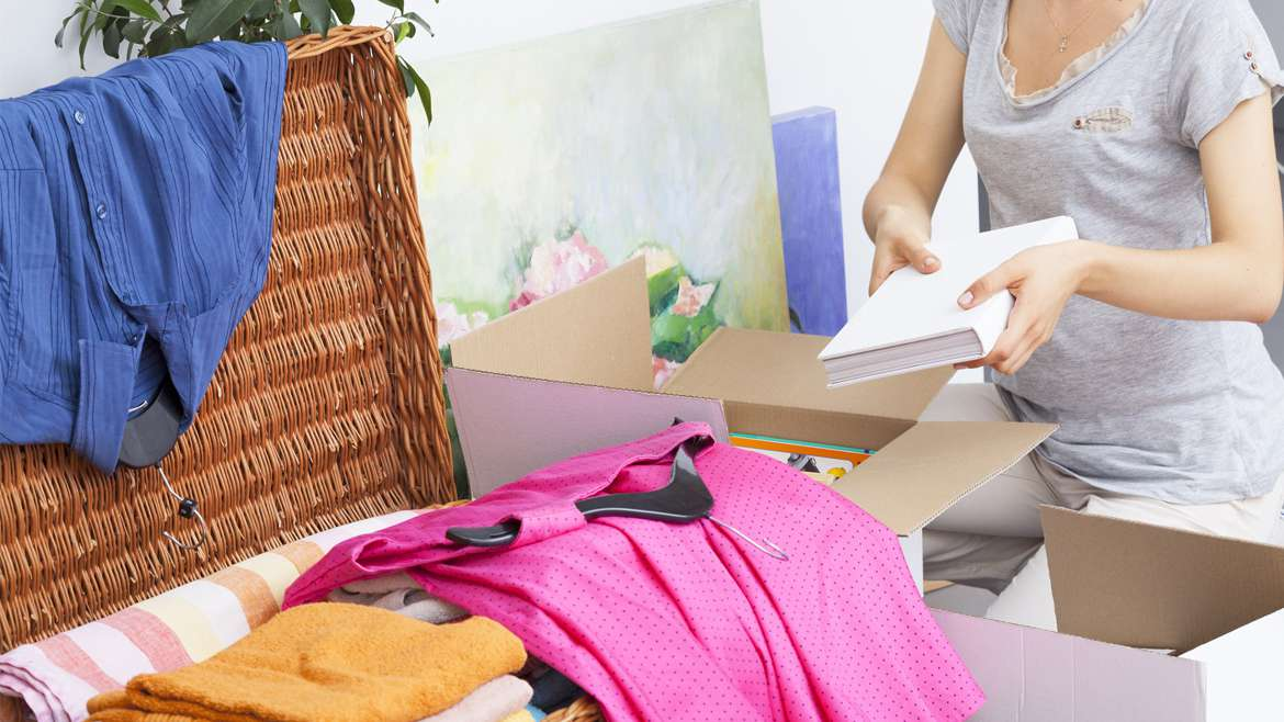 11 essential things to pack for your first few nights in your new home