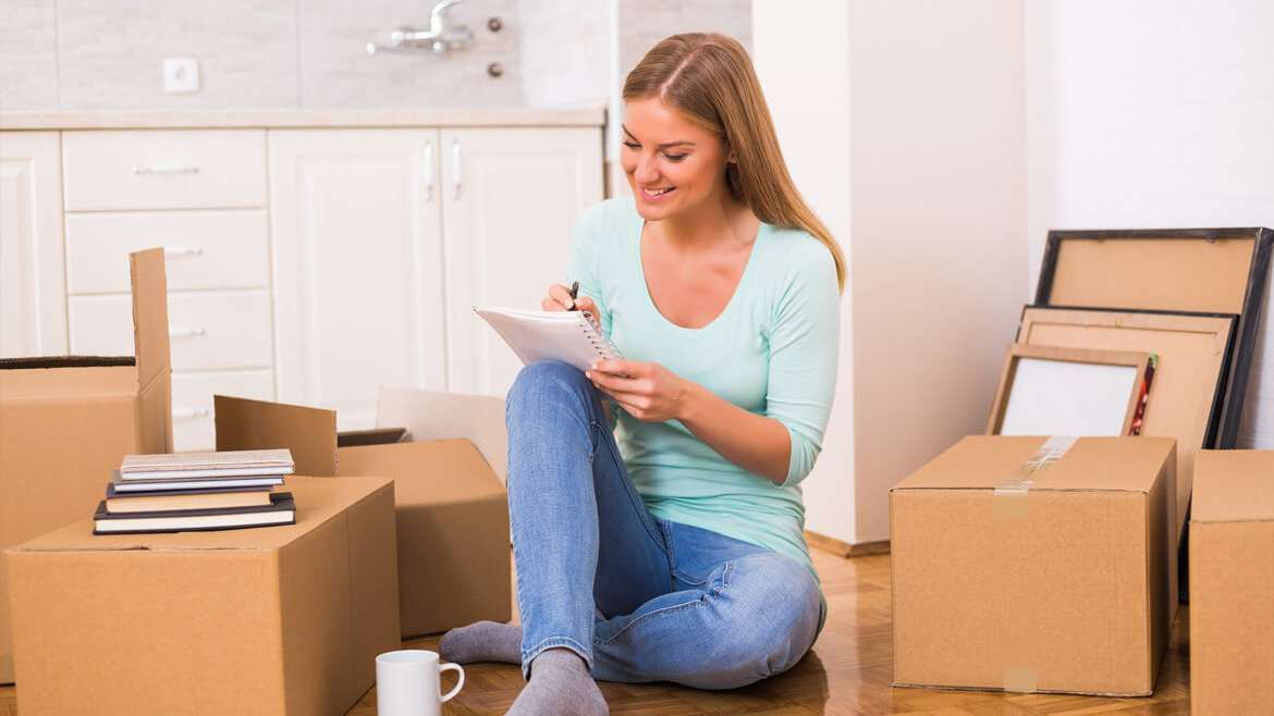 The ultimate moving checklist to make your move go smoothly!